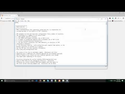 The upload_max_filesize in php.ini. error in wordpress