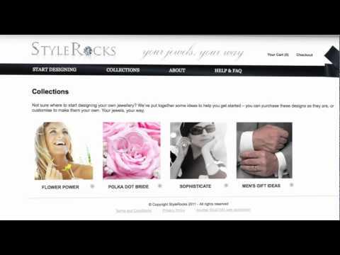 How to design your own jewellery on www.stylerocks.com