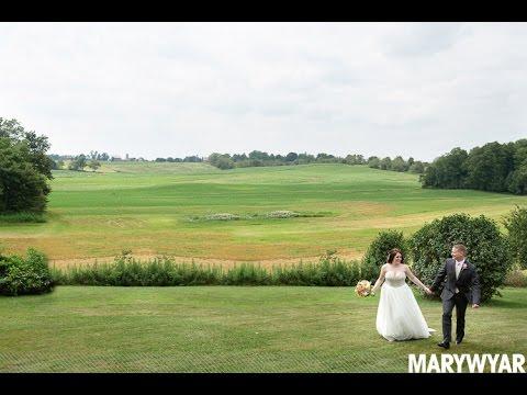Cleveland Wedding Photographer Rustic Glam Farm Akron | Sarah + CJ