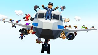 All Aboard the Airplane! - Tiny Town VR Gameplay - VR HTC Vive