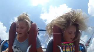 Passing Out On Roller Coasters Compilation