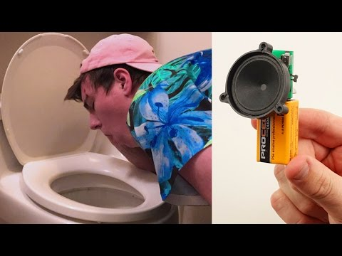 This Gadget Will Make You Throw Up
