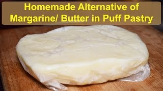 How to make Puff Pastry with Ghee - Master Puff Recipe