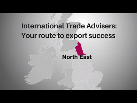 North East: Your route to export success