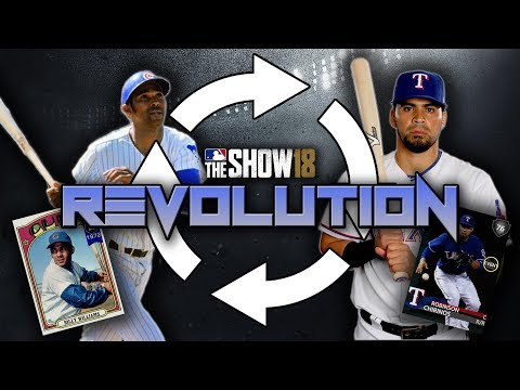*NEW SERIES* REVOLUTION! Billy Williams Hits 2 Dingers! MLB The Show 18 Diamond Dynasty