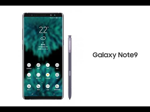 Galaxy Note 9 Leaks New Details Same as Note 8 and No In-Display Fingerprint