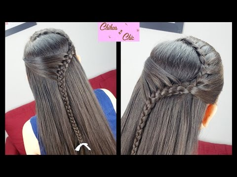 Pull Back Headband | Easy Hairstyles | Hairstyles for School | Braided Hairstyles