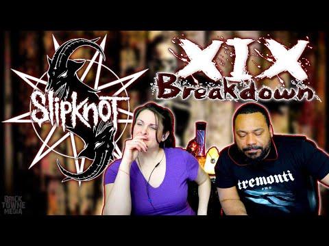 Xxx Mp4 SLIPKNOT XIX Reaction 3gp Sex