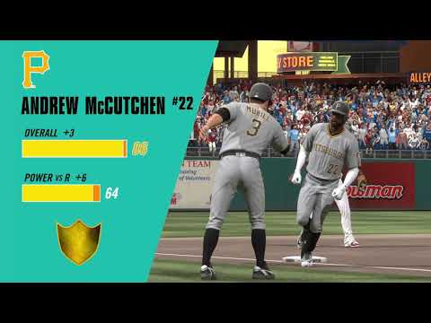 MLB The Show 17 Roster Update Highlights 7/13/2016