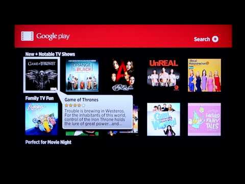 Review: Google Play On Roku