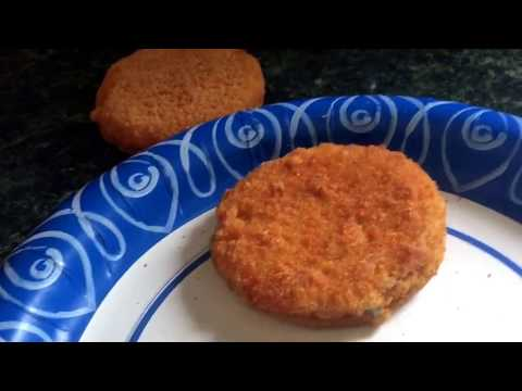 Attempting To Microwave A Chicken Patty