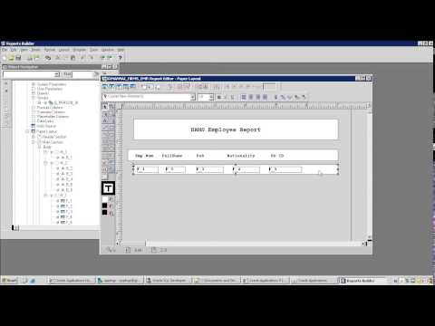 Session 2 : Oracle E-Business Suite (Oracle Apps) - Technical