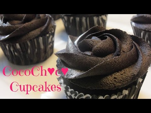 How to make COCOCHOCO Cupcakes ♥ ADULT Cupcakes
