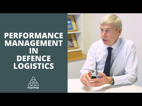 Performance Management in Defence Logistics | Stuart Young