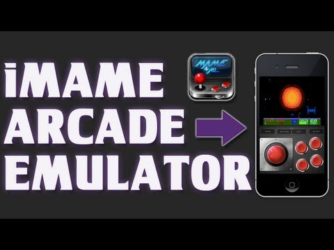 How to Install ROMs on iMAME - NO JAILBREAK - iMAME FREE Arcade Emulator - iPhone / iPod / iPad