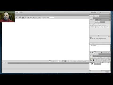 Simple Dreamweaver CS6 Tutprial 6 - Validating testing and publishing your website