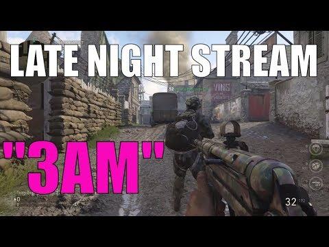 Late Night COD Stream