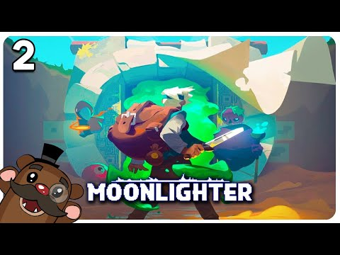Baer Plays Moonlighter (Ep. 2)