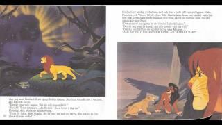 Disney Read Along: The Lion King (SWEDISH)