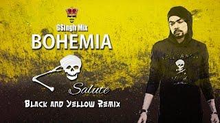 Bohemia-Salute ft. Wiz Khalifa Black and Yellow Remix | Hot N*gga Remix | (GSingh Mix)