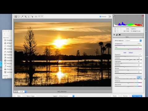 Camera RAW Basics Tutorial