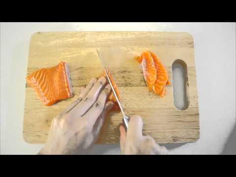 Salmon & Sweet Potato for Baby