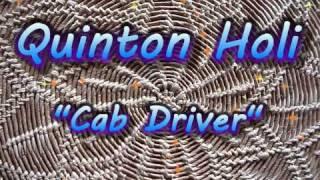 "Quinton Holi ""Cab Diver"""
