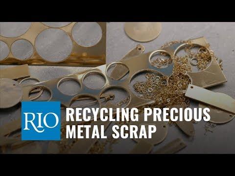 Rio Grande's Precious Metals Recycling Service