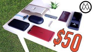 Best Tech under $50 - July 2017