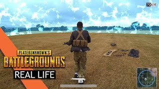 Battlegrounds - REAL LIFE (PUBG)