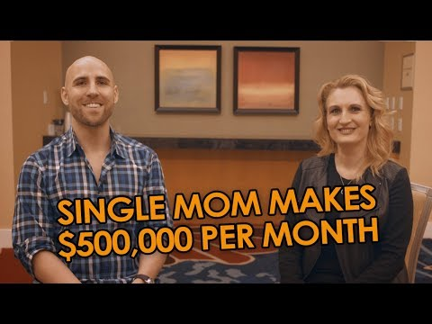 Single Mom Makes $500,000 PER MONTH On Amazon FBA 💰 Amazon FBA Success Stories