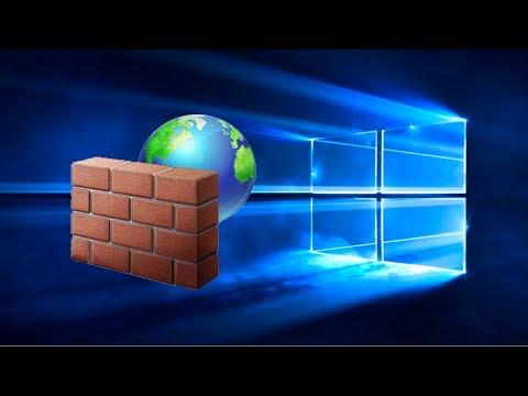 How To Allow A Game Server Through Windows Firewall