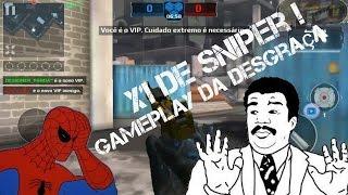 {MC5} X1 DE SNIPER , GAMEPLAY DA DESGRAÇA !!