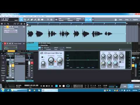 How To: Reduce Room Noise of Microphone Recordings with Studio One Prime