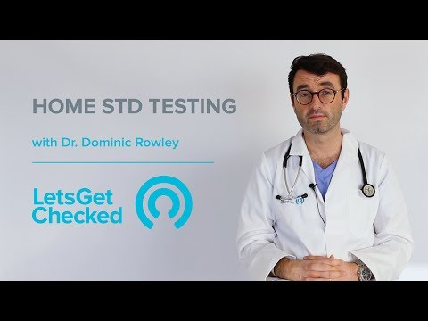 Home STD Testing   How Does It Work?