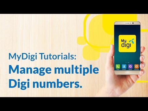 Easily purchase for others with the new MyDigi app.