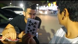The Card Trick - DhoomBros - (Shehryvlogs # 11)
