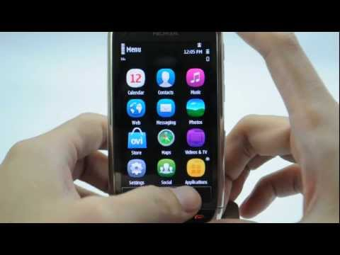 Nokia C7: Turn off / on data roaming services