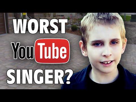 Misha: Youtube's Worst Singer? (Mishovy Silenosti) - Internet Hall of Fame
