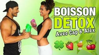 Boisson Detox Simple & Rapide By Bodytime