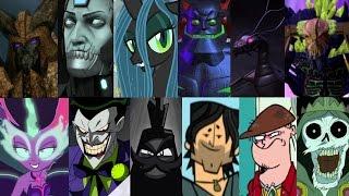 Defeats of my Favorite Cartoon Villains Part 4