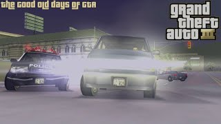 Grand Theft Auto III [PC] Free-Roam Gameplay #3