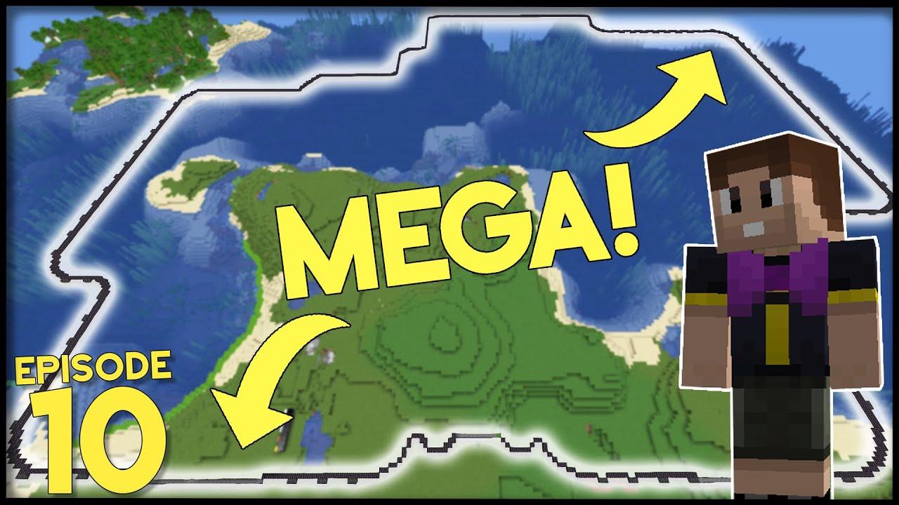 Hermitcraft 8   Ep 10: THIS WILL BE MEGA!
