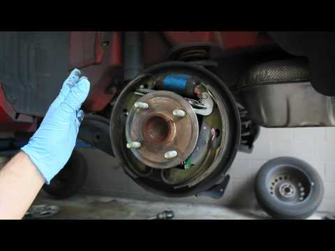 How to Inspect Rear Brake Drum