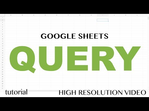 Google Sheets QUERY - Filter by Date Range using WHERE Statement Tutorial - Part 3