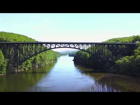 French King Bridge, Massachusetts 2017