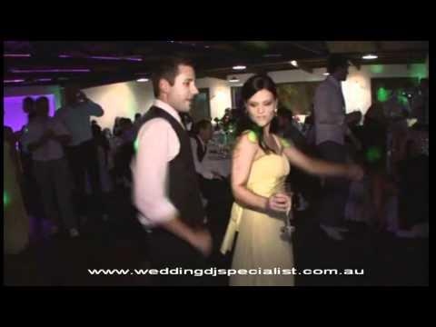Wedding DJ Melbourne John Beck