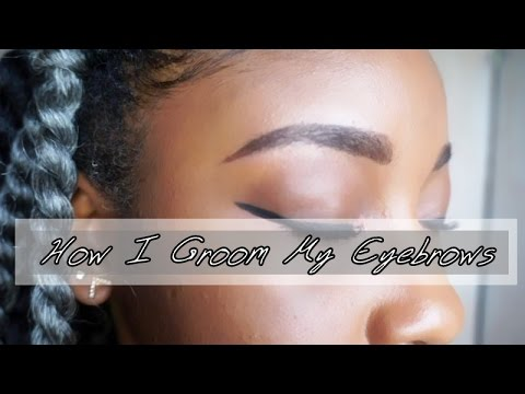 How to Shape Your Eyebrows (No Tweezers or Waxing!)