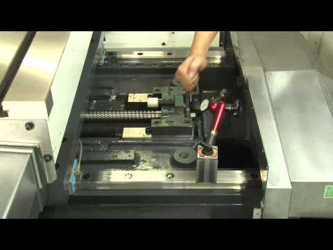 Agma Linear Guide Vertical Machining Center-A10 Ball Screw pretension