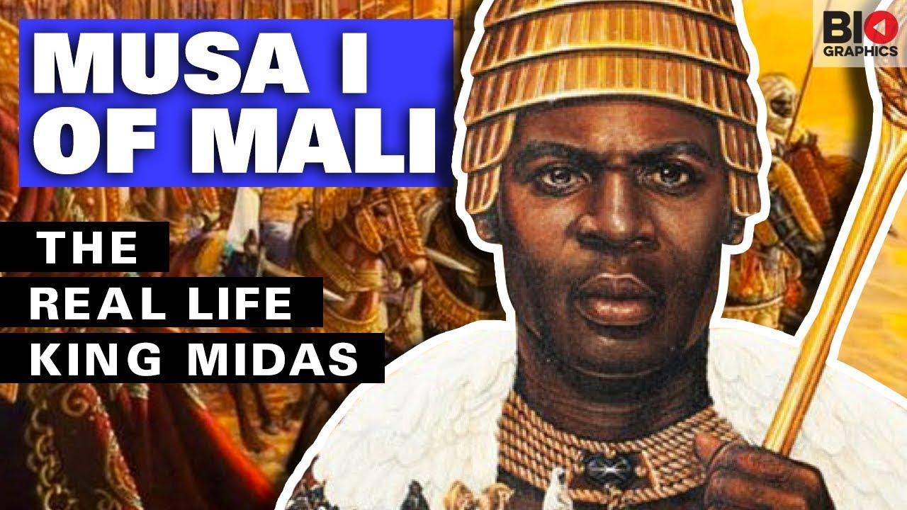 Musa I of Mali: The Real Life King Midas